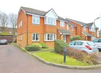 Thumbnail 1 bed flat for sale in Pinewood Mews, Oaks Road, Stanwell, Middlesex