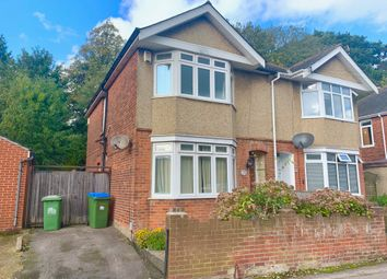 Thumbnail 3 bed semi-detached house for sale in Osborne Road South, Portswood, Southampton