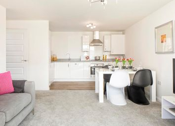 "Thumbnail 2 bedroom flat for sale in ""Hornsea"" at Dryleaze, Yate, Bristol"