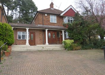 Thumbnail 3 bedroom detached house to rent in Chapel View, Selsdon, South Croydon