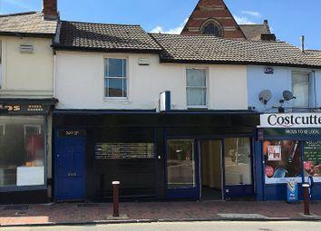 Thumbnail Retail premises to let in Quarry Road, Tunbridge Wells, Kent