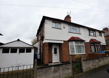 Thumbnail 3 bedroom semi-detached house for sale in Hamilton Road, New Normanton, Derby