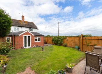 Thumbnail 3 bed semi-detached house for sale in Naunton Village, Upton-Upon-Severn, Worcester, Worcestershire