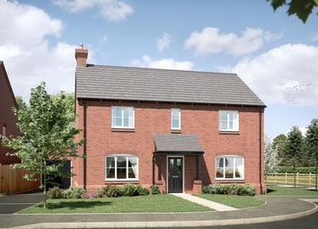 Thumbnail 4 bed detached house for sale in Acorn Meadows, Luke Lane, Brailsford, Derbyshire