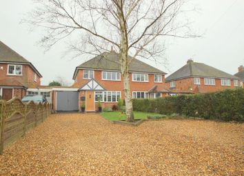 Thumbnail 3 bed semi-detached house for sale in Loxley Road, Stratford-Upon-Avon