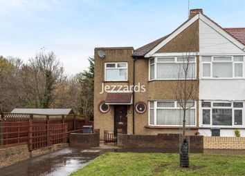 Thumbnail 3 bed end terrace house for sale in Saxon Avenue, Hanworth, Feltham