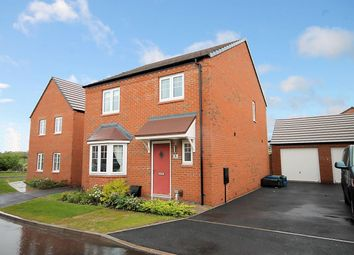 Thumbnail 3 bed detached house for sale in Coltsfoot Close, Tamworth