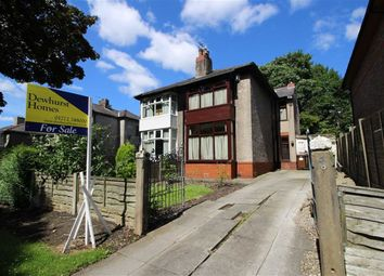 Thumbnail 3 bedroom semi-detached house for sale in Ashworth Grove, Frenchwood, Preston