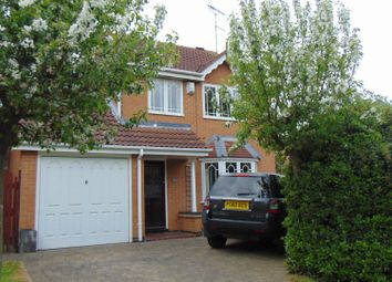 Thumbnail 3 bed detached house to rent in Marriott Drive, Kibworth Harcourt, Leicester
