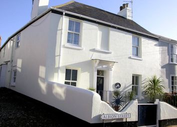 Thumbnail 4 bed end terrace house to rent in Albion Street, Shaldon, Devon