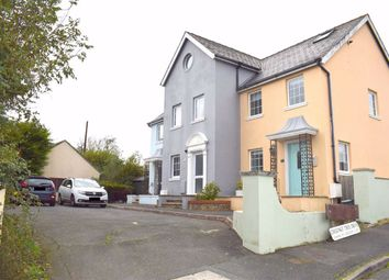Thumbnail 3 bed town house for sale in Chestnut Tree Drive, Johnston, Haverfordwest