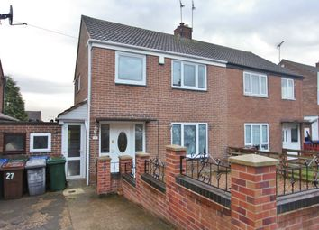 Thumbnail 3 bedroom semi-detached house for sale in Cover Drive, Darfield, Barnsley
