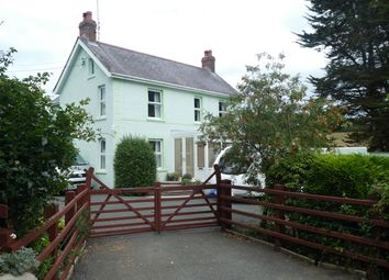 Thumbnail 4 bed detached house for sale in Llaingarreglwyd, Nr. New Quay