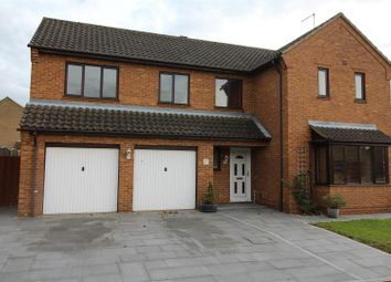 4 bed detached house for sale in The Grove, Whittlesey, Peterborough PE7