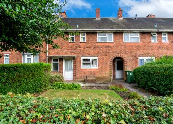 Thumbnail 3 bedroom terraced house for sale in Croxdene Avenue, Bloxwich, Walsall