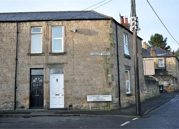 Thumbnail 2 bed end terrace house for sale in Eilansgate Terrace, Hexham