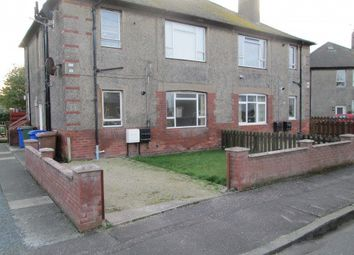 Thumbnail 2 bedroom flat to rent in Glebe Crescent, Ayr
