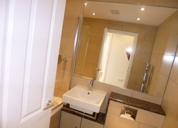 Thumbnail 1 bed flat to rent in Brigade Street, London