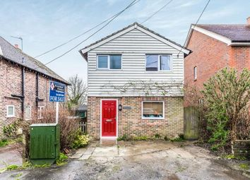 Thumbnail 3 bed detached house for sale in Gordon Road, Buxted, Uckfield, East Sussex