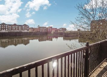Thumbnail 2 bed flat for sale in Plimsoll Way, Victoria Dock, Hull, East Yorkshire