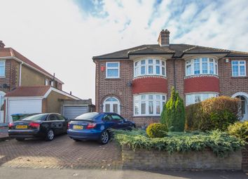 Thumbnail 3 bed semi-detached house for sale in Sidcup Road, London