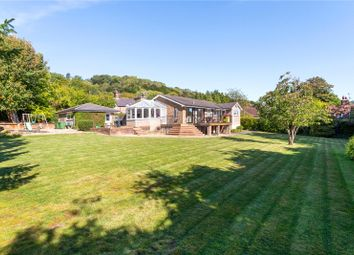 Thumbnail 4 bed bungalow for sale in The Coombe, Betchworth, Surrey