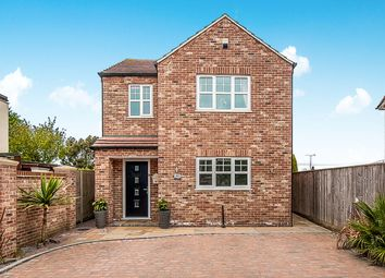 Thumbnail 3 bed detached house for sale in Elm High Road, Elm, Wisbech