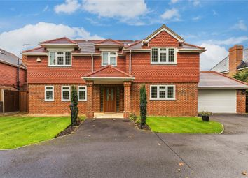 Thumbnail 5 bedroom detached house for sale in Woodham, Surrey