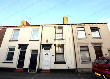 Thumbnail 2 bed terraced house for sale in Audley Street, Knutton, Newcastle-Under-Lyme