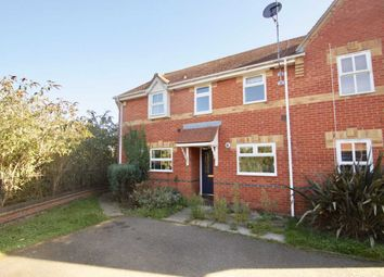 Thumbnail 2 bed end terrace house for sale in Haddon Park, Colchester
