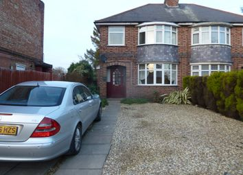 Thumbnail 3 bed semi-detached house to rent in Moat Street, Wigston, Leicester