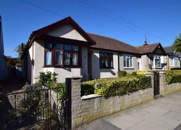 Thumbnail 3 bed semi-detached bungalow for sale in Bede Road, Chadwell Heath, Romford