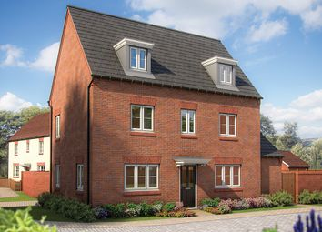 "Thumbnail 5 bed detached house for sale in ""The Kenilworth"" at Pioneer Way, Bicester"
