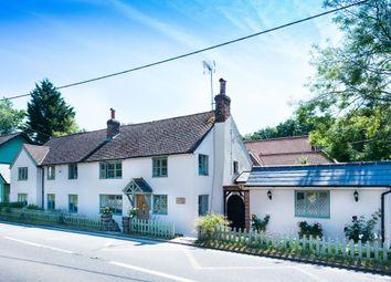 Thumbnail 5 bed detached house for sale in High Street, Hempstead, Saffron Walden