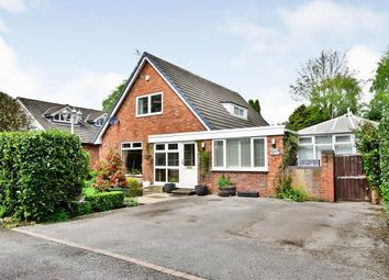 Thumbnail 3 bed detached house for sale in Meadow Close, Wilmslow, Cheshire, Uk