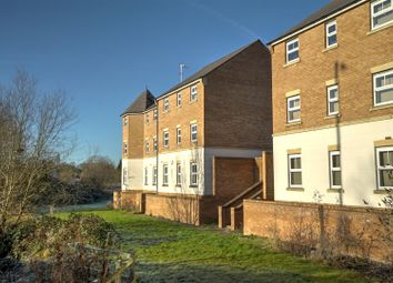 Thumbnail 2 bed flat for sale in Cherryburn Walk, Rugby