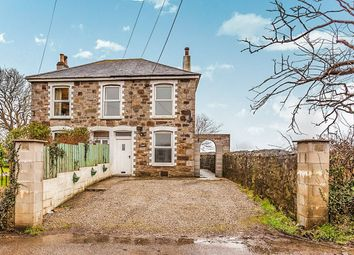 Thumbnail 2 bed semi-detached house for sale in Cathebedron Road, Carnhell Green, Camborne