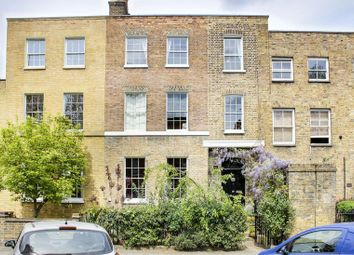 Thumbnail 5 bed terraced house for sale in Sutton Place, London