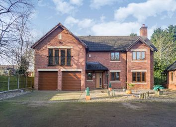 Thumbnail 4 bed detached house for sale in The Plantation, Derby