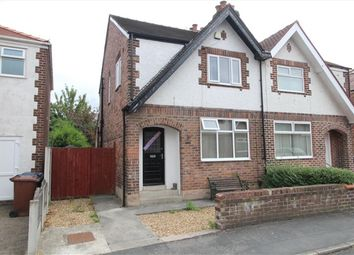 Thumbnail 3 bed property to rent in Fraser Avenue, Penwortham, Preston