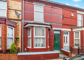 Thumbnail 2 bedroom terraced house for sale in Jamieson Road, Wavertree, Liverpool