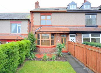 Thumbnail 4 bed terraced house for sale in Eldon Bank, Eldon, Bishop Auckland