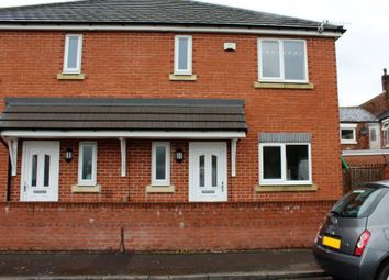 Thumbnail 3 bed semi-detached house for sale in Chorley Street, Ince