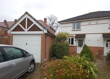 Thumbnail 3 bed semi-detached house for sale in Captains Close, Gosport