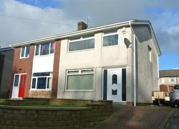 Thumbnail 3 bed semi-detached house for sale in Woodlands Road, Lancaster