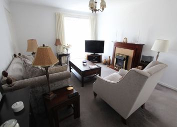 Thumbnail 2 bed flat for sale in Marlesford Close, Sunderland