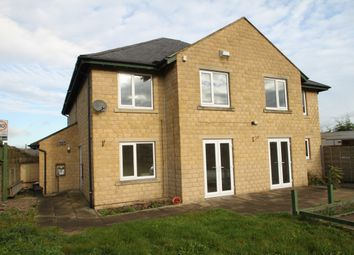 Thumbnail 4 bed detached house to rent in Oaklands, Brighouse
