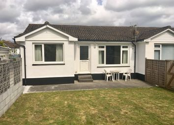 Thumbnail 2 bed semi-detached bungalow for sale in Millfield, Gulval, Penzance