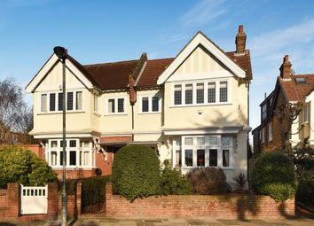Thumbnail 5 bed semi-detached house for sale in Vicarage Road, London