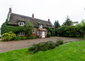 Thumbnail 5 bed detached house for sale in Ranworth Road, Blofield, Norwich